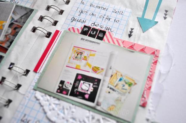 2012 crafts documented mini det1 by Kasia Tomaszewska