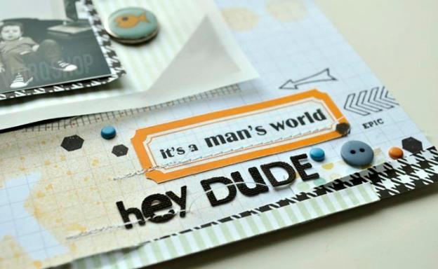 Hey,Dude 3 by Kasia Tomaszewska