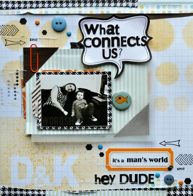 hey,Dude by Kasia Tomaszewska