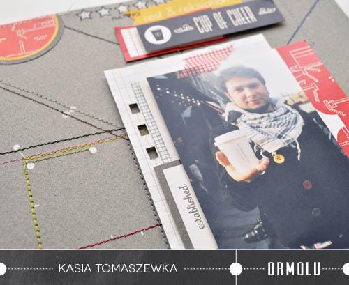 London sneak Kasia Tomaszewska