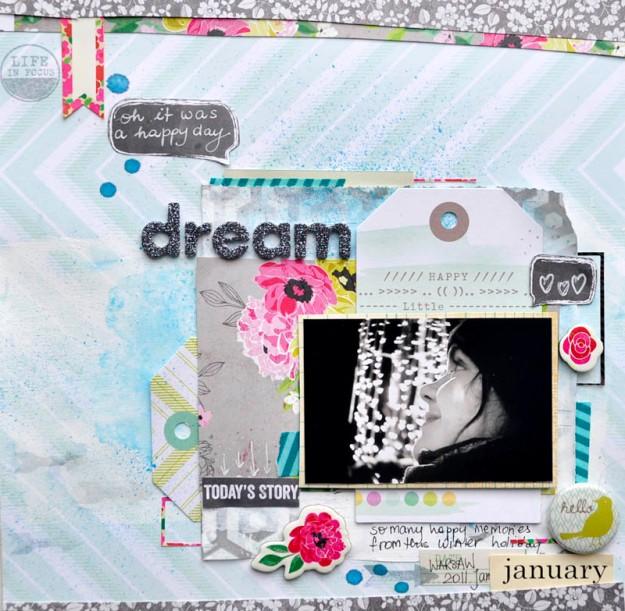 dream Jan kit Kasia Tomaszewska