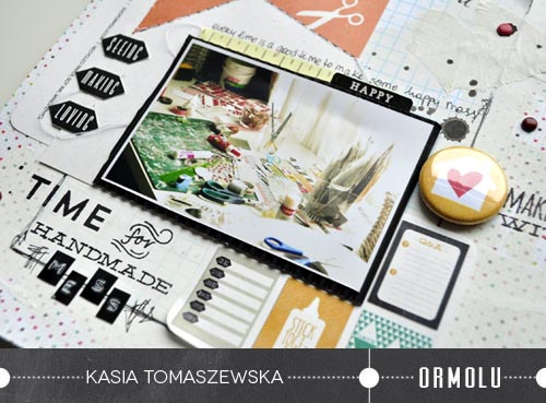 CreativeMess s Kasia Tomaszewska