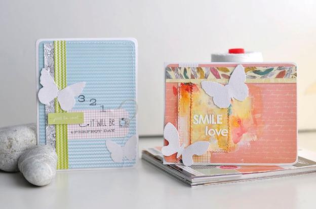 6x6 Kasia cards
