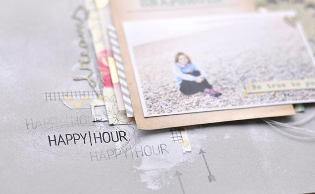 Happy Hour chic tags gold challenge de2 Kasia Tomaszewska