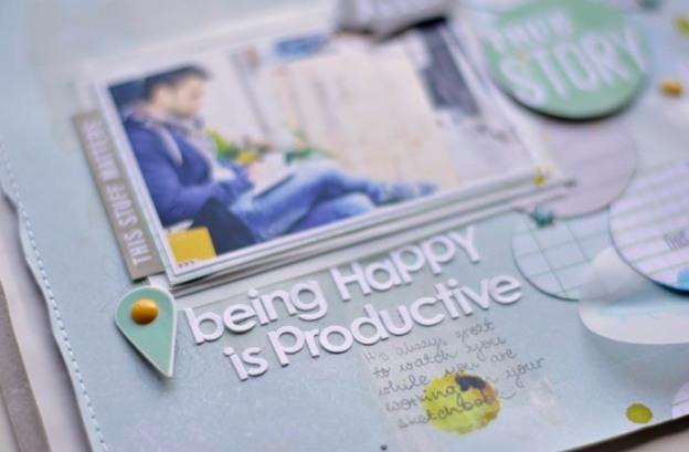 Being Happy Is Productive de4 Kasia Tomaszewska