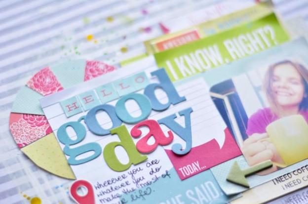 Hello Good Day det2 Kasia Tomaszewska