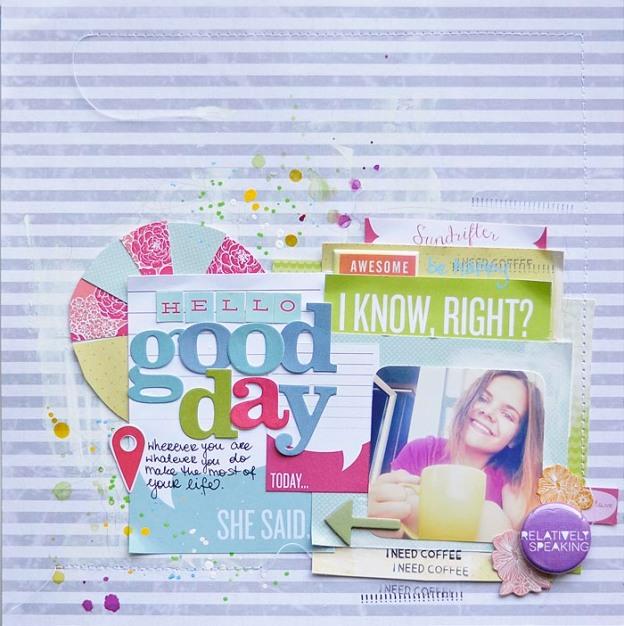Hello Good Day Kasia Tomaszewska