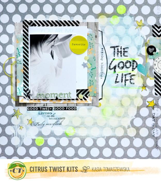 the good life Kasia Tomaszewska a