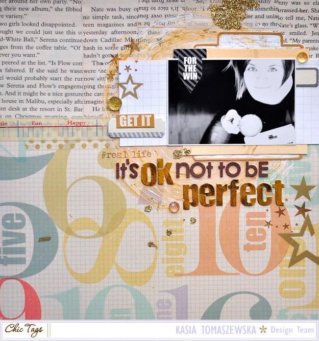 not perfect Kasia Tomaszewska