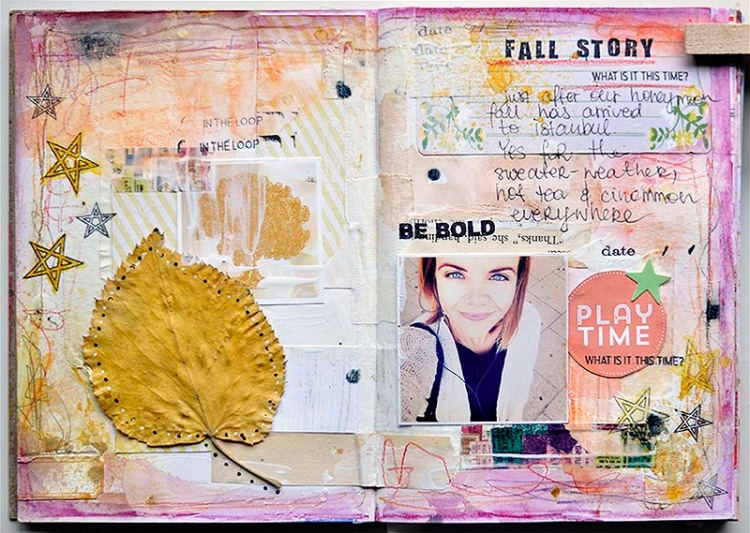 autumn journal Kasia page1