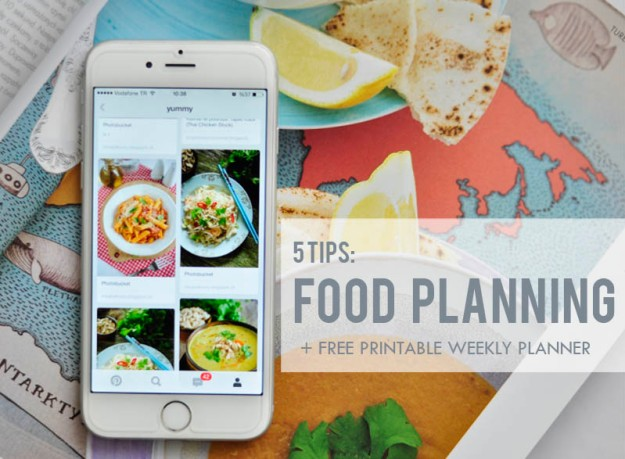 food planning intro