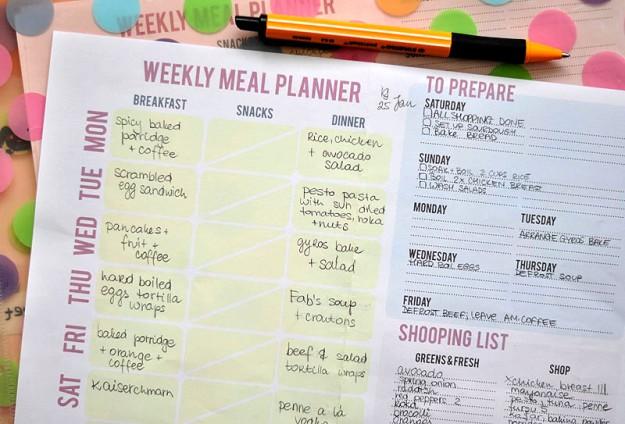 food planning1