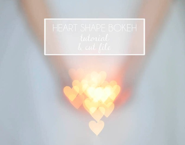 heart bokeh tutorial 1