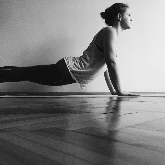 Kasia worqshop daily yoga