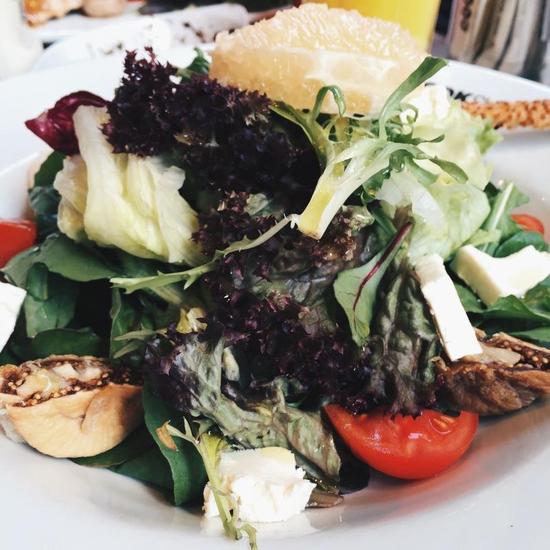 zdrowa salatka lunch jedzenie clean eat