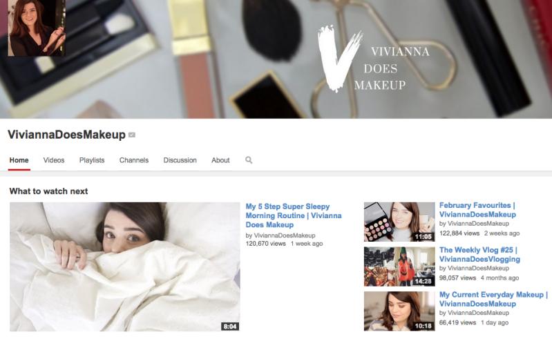 vdm youtube viviana does makeup
